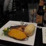 Cajun style grilled tilapia