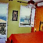 Double Room with Balcony & Sea View