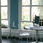 The Blue Room at Kamer01
