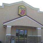 Motel Lobby Entrance