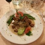 pav? de taureau sauce aux morilles et foie gras po?l? !