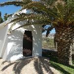 chapel of hotel finikas