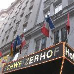 Vienna's Hotel Schweizerhof