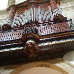 Detalle del organo