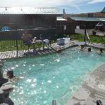 CCV hot tub/spa