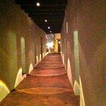 Corridoio delle cellette