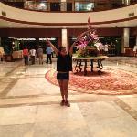 Truly Impressive Lobby