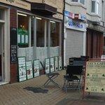 Jay's Cafe, Market Street, Rhyl