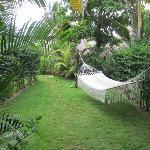 Have a siesta ....garden suite