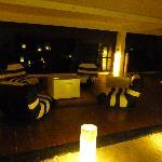 Cosmonuatas area lounge