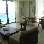 Oceanfront Master Suite Living Area I