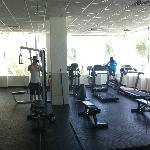 Workout Room (Never too Busy)