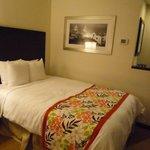 Comodisimas camas, sabanas y almohadas super suaves