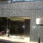OLE Tai Sam Un: Exterior of Hotel