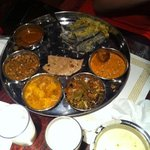 thali we ordered