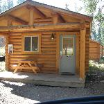 Togwotee cabin