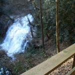 30 foot waterfall!