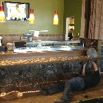 The New Sushi bar ,please come join us