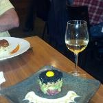 The Tuna Tartare Tower (Tasty....)