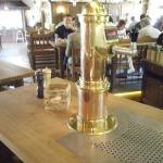 Self service beer pump