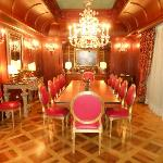 Presidential suite dining room SEP2012