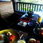 Villa Tunjung - Breakfast (Dinning Area)
