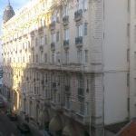 balcon view room 407