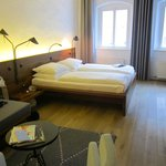 Photo de Art Hotel Blaue Gans