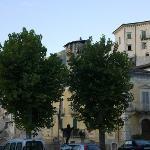 Fontecchio Piazza