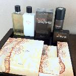 Hermes toiletries for man