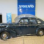 Antique Volvo Car