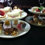 High Tea at Mme. Grenouille.