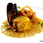 Mussels at Cinnamon Kitchen