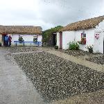 Doagh Famine Village, Doagh Isle