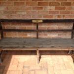 Original bench seat.