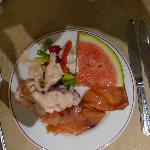 My gala buffet starter-yum yum!!!
