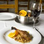 Arroz de Pato com Pato Assado à Antiga | Duck Rice with roasted Duck