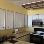 nice updated kitchen