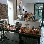 kitchen and breakfast served by lynn