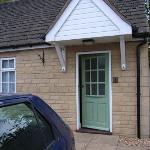 room front door