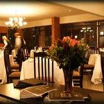 Hemingway's Restaurant inside