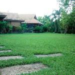 Garden and Bungalows, Viang Yonok Hotel Chiang Saen Thailand