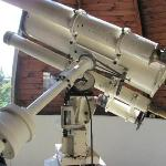 100 year old telescope