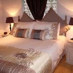 Sunbird Cottage Bedroom