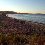 Nantasket Beach- view from Beach Fire