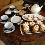 Tea in the Drawing Room