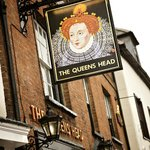 The Queens Head, Farnham
