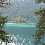 Lago Eibsee, Baviera Alemania