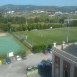 instalaciones deportivas en el complejo hotelero