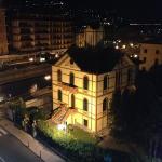 vista dalla terrazza dell'hotel